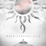 Cd Godsmack When Legends Rise Novo Lacrado [encomenda]